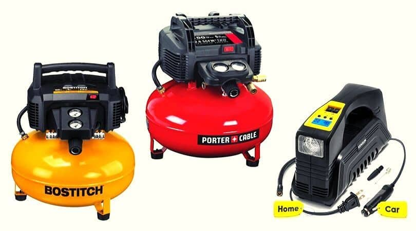 Best Air Compressors for Car Tyres