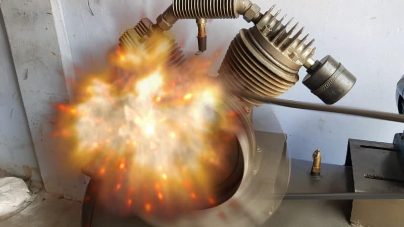 Can an Air Compressor Explode and Blow Up?