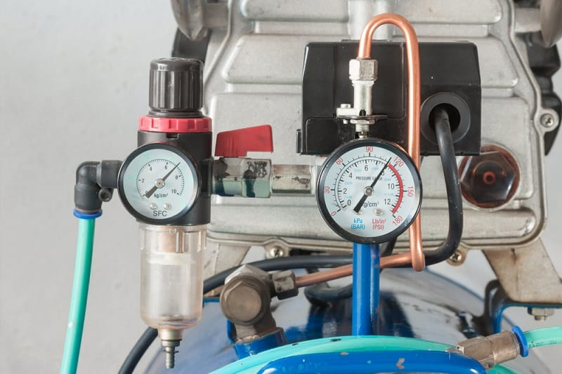 Air Compressor: Difference between CFM vs. SCFM