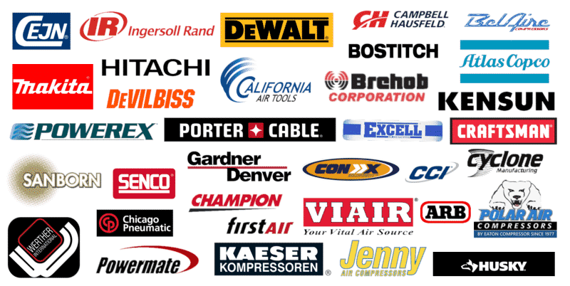 The Top 8 Manufacturers of Air Compressors