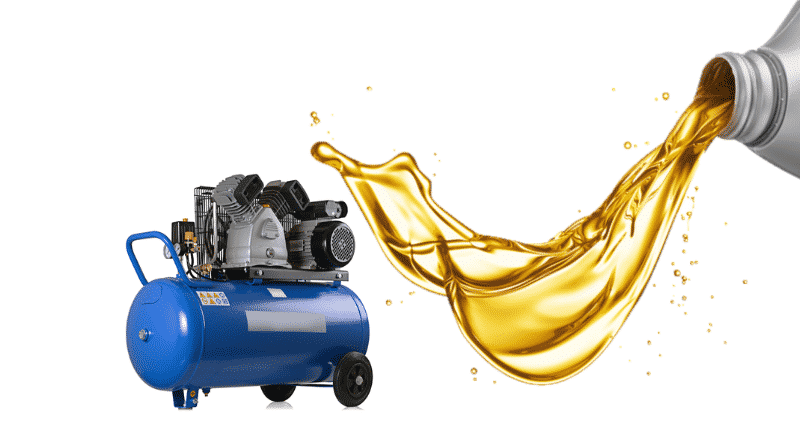 Air compressor Oil Capacity, Oil Filter and Oil Trap