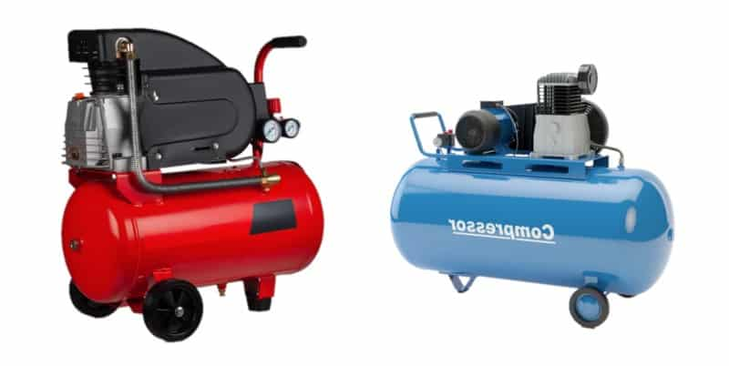 What Are The Types of Air Compressors?