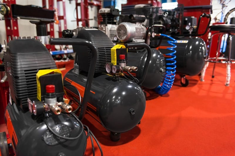 How to Choose The Right Air Compressor