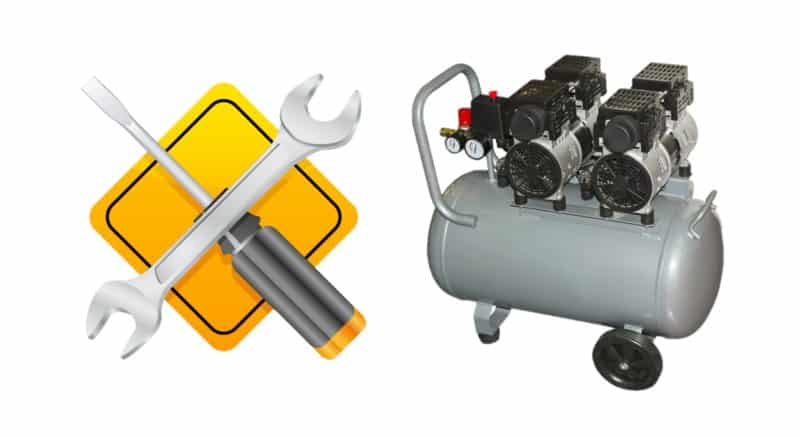 Oil-free Air Compressors: How Maintenance is Done