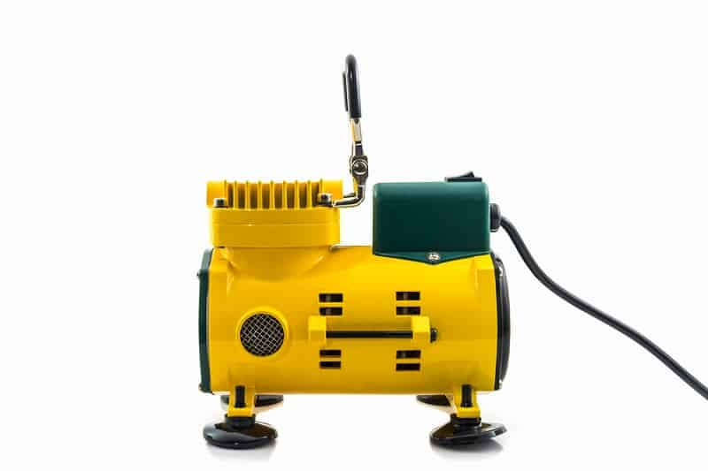 What Is The Smallest Air Compressor To Paint A Car?