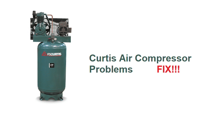 curtis air compressor problems