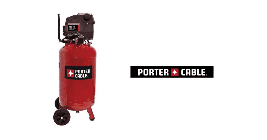 porter cable 20 gallon air compressor review
