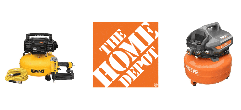 best home depot electric air compressor review